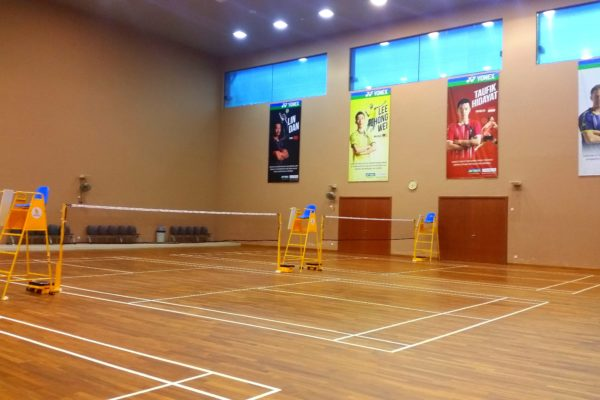 7 (Indoor Sports Hall)