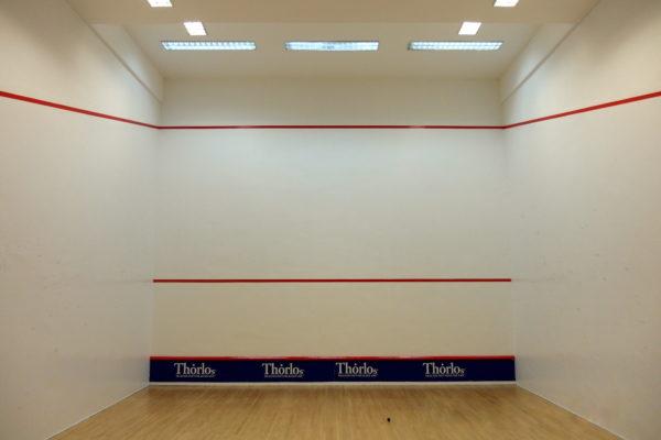 September (Squash Court)