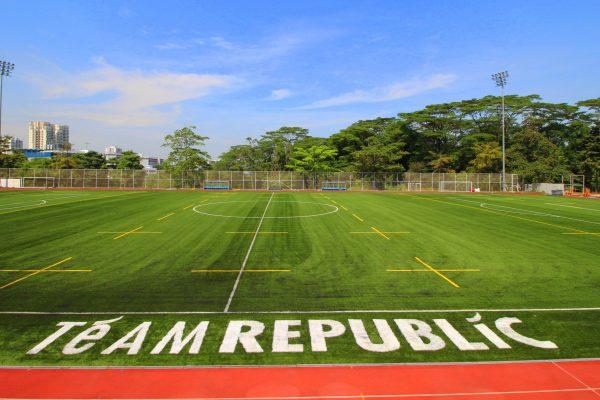 2020 - Republic Poly Logo